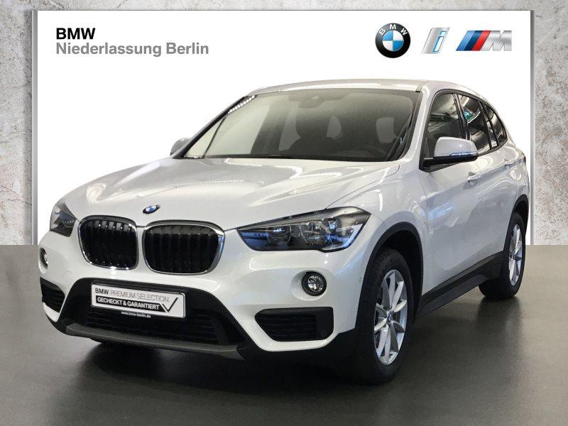 BMW X1 xDrive18d EU6d-Temp Aut. Navi Parkassistent, Jahr 2018, Diesel