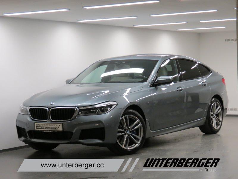 BMW 630d xDrive Gran Turismo M Sportpaket Head-Up, Jahr 2017, diesel
