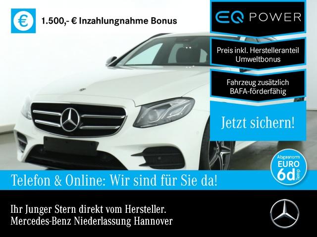 Mercedes-Benz E 300 de T AMG Multi.COM.AHK.Night.Umweltbonus, Jahr 2020, Hybrid_Diesel