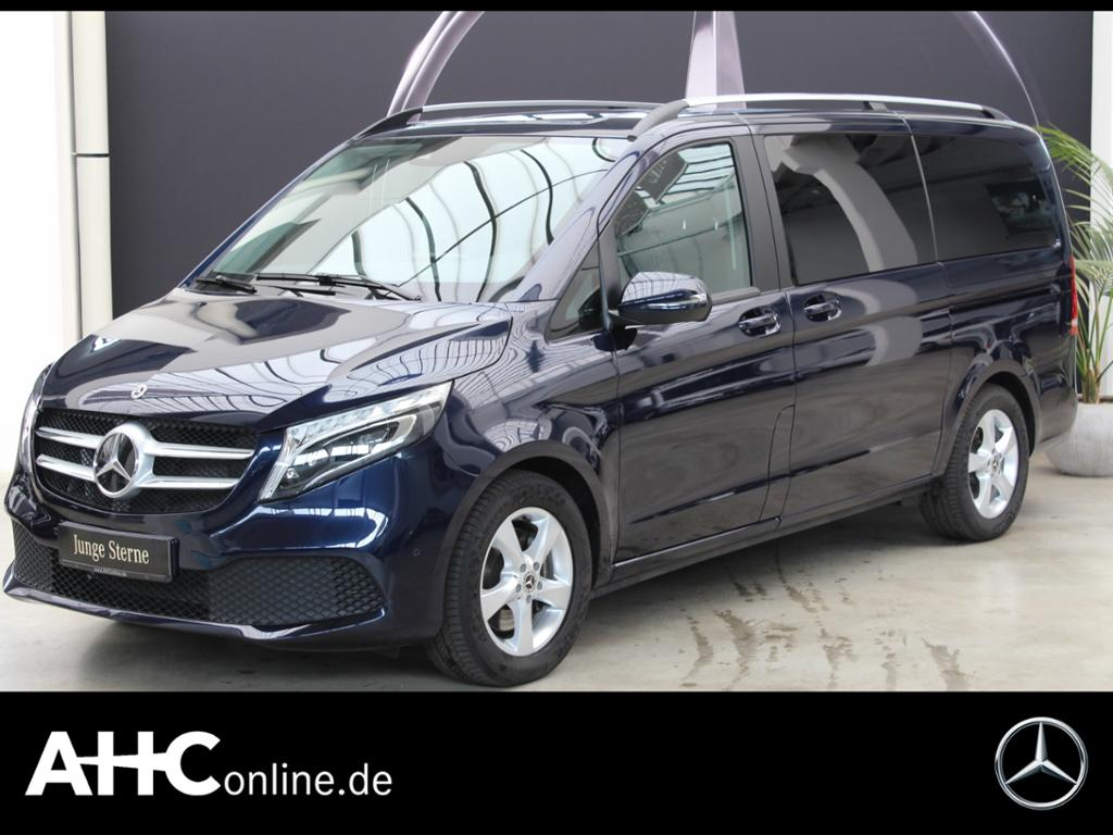 Mercedes-Benz V 300 ED lang MBUX 10'' AHK2,5t DAB BURMESTER LE, Jahr 2020, Diesel