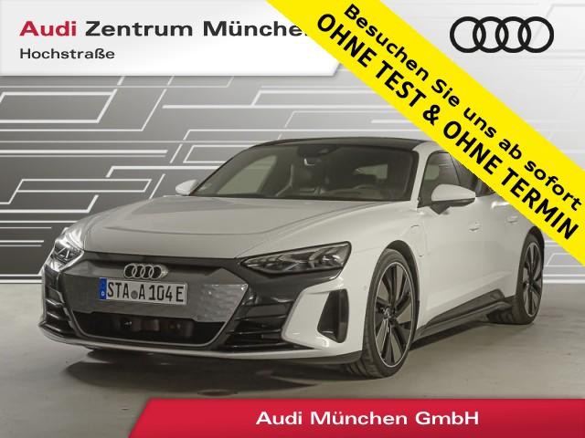 "Audi e-tron GT qu. 21"" HUD B&O Pano Luftfw. Sitzbel./Massage, Jahr 2021, electric"