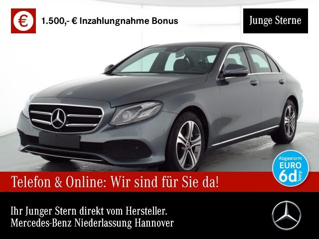 Mercedes-Benz E 200 Avantgarde Wide.COM.Multi.SpiegelP.Totw., Jahr 2019, Benzin