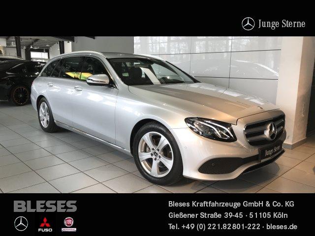 Mercedes-Benz E 220 d T-Modell AVANTGARDE +Navigation+Kamera+, Jahr 2017, Diesel