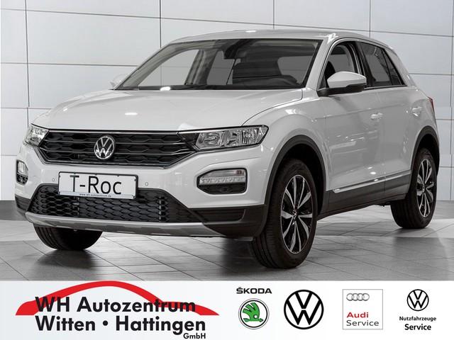 Volkswagen T-Roc 1.0 TSI Style Sitzheizung Bluetooth Einparkhilfe, Jahr 2021, Benzin