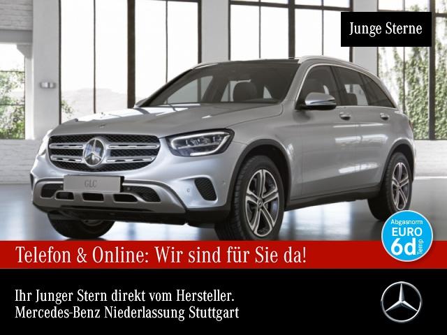 Mercedes-Benz GLC 200 4M Pano LED AHK Kamera 9G Sitzh Chromp, Jahr 2019, Benzin