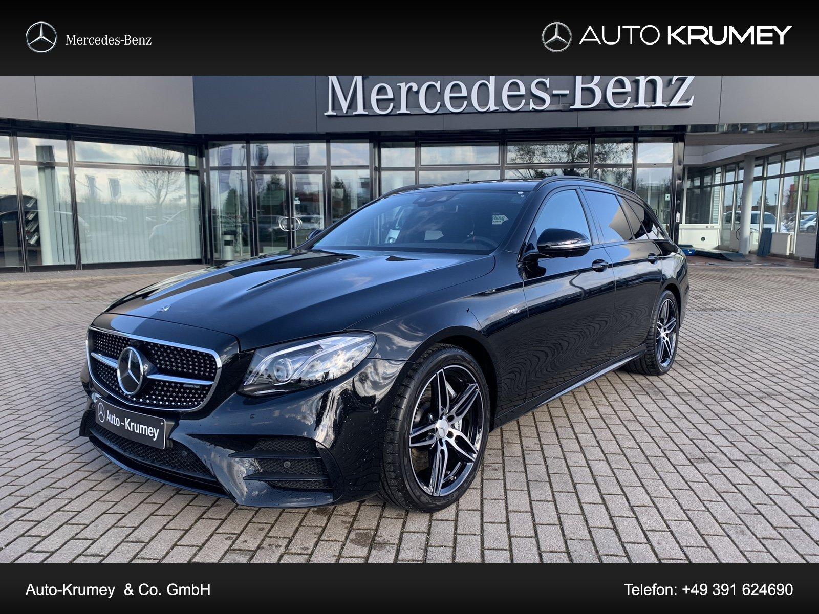 Mercedes-Benz E 53 T 4MATIC+ 360°,Multibeam,Distronic,Night-P., Jahr 2018, Benzin