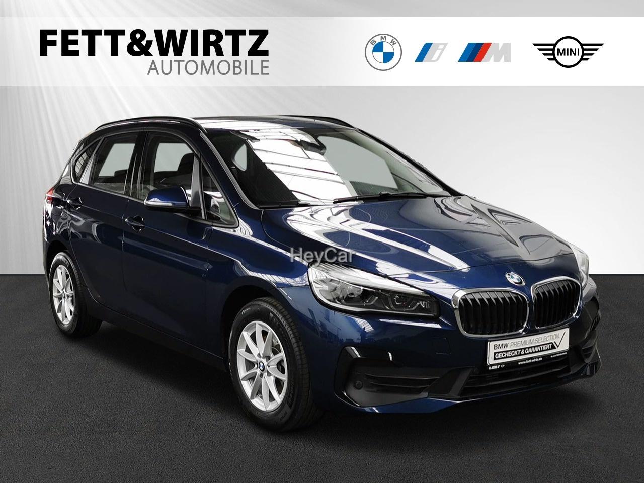 BMW 216 Active Tourer Aut. Leas. ab 282,- br.o.Anz., Jahr 2020, Diesel