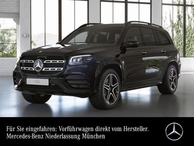 Mercedes-Benz GLS 400 d 4M AMG WideScreen Stdhzg Multibeam SHD, Jahr 2019, diesel