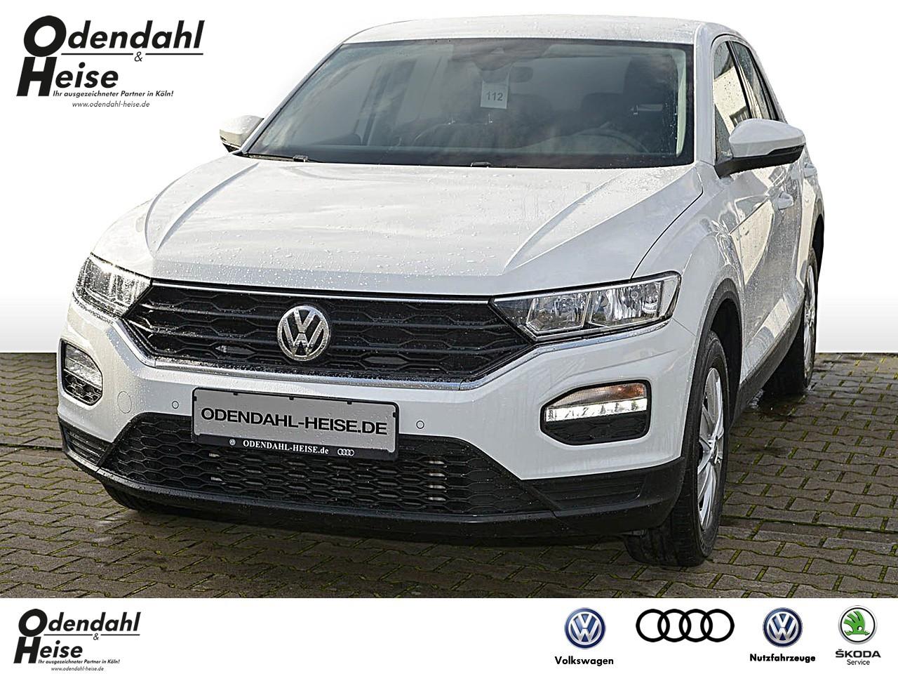 Volkswagen T-Roc 1.0 l TSI 6-Gang EU6 Klima Einparkhilfe, Jahr 2018, Benzin