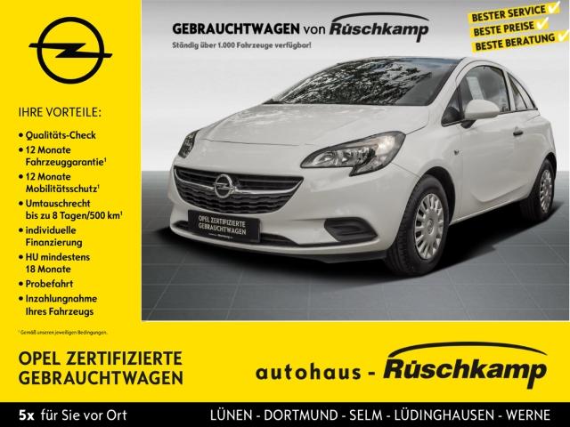 Opel Corsa E 1.2 Klima Radio ZV mit Funk Servo, Jahr 2017, Benzin