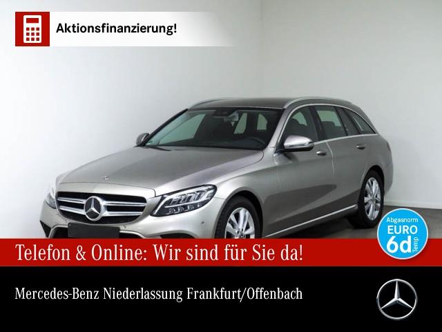 Mercedes-Benz C 180 T Avantgarde LED Kamera PTS Easy-Pack Sitzh, Jahr 2019, Benzin