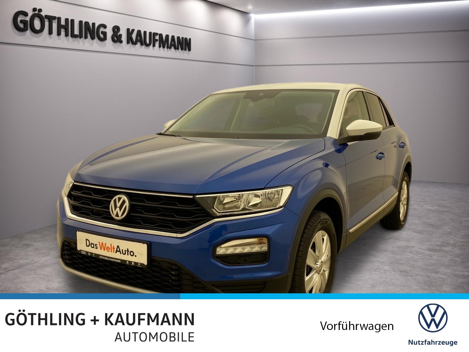 Volkswagen T-Roc 2.0 TDI Style DSG 110kW*ACC*Kamera*Front A, Jahr 2019, Diesel