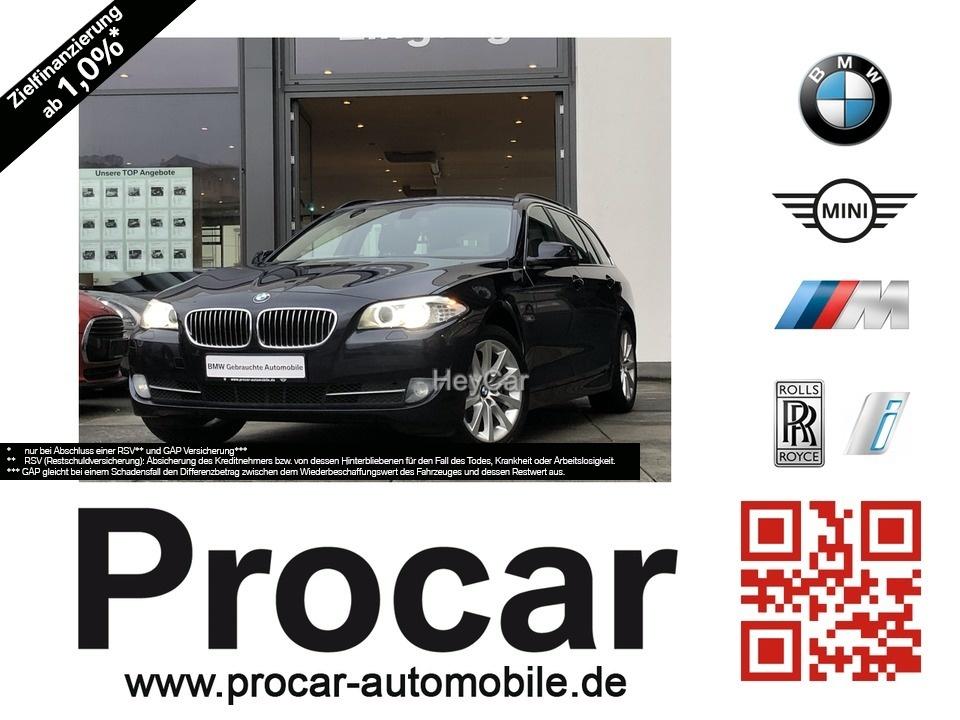 BMW 520d Touring Aut. Navi Business Panorama Xenon, Jahr 2013, Diesel