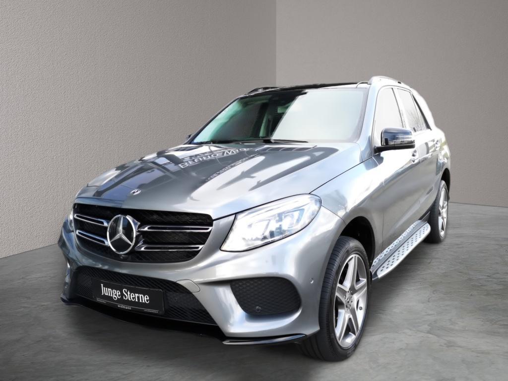 Mercedes-Benz GLE 500 4M *AMG*Harman*Comand*Pano*Night*360°*, Jahr 2017, Benzin