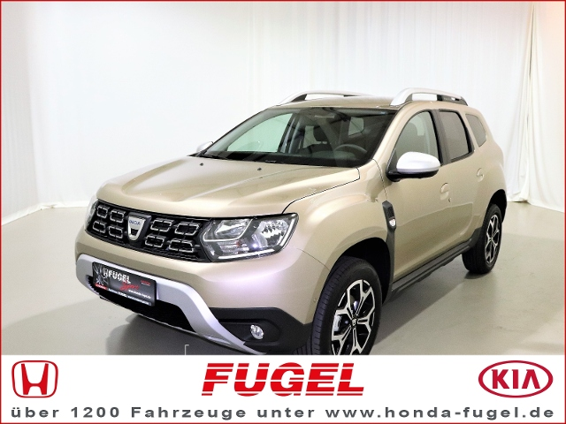Dacia Duster TCE 100 Prestige 360°Kamera|SHZ|Navi, Jahr 2020, Benzin