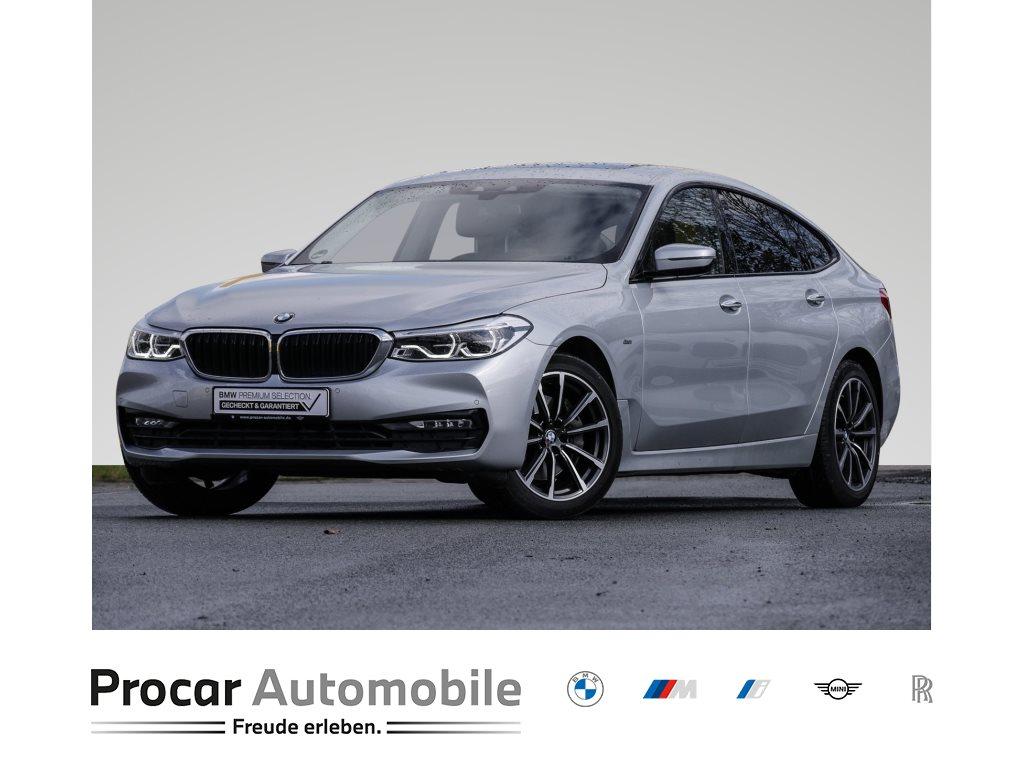 BMW 630d Gran Turismo Sport Line Leder Komfortzugang PDC Scheckheft, Jahr 2017, Diesel