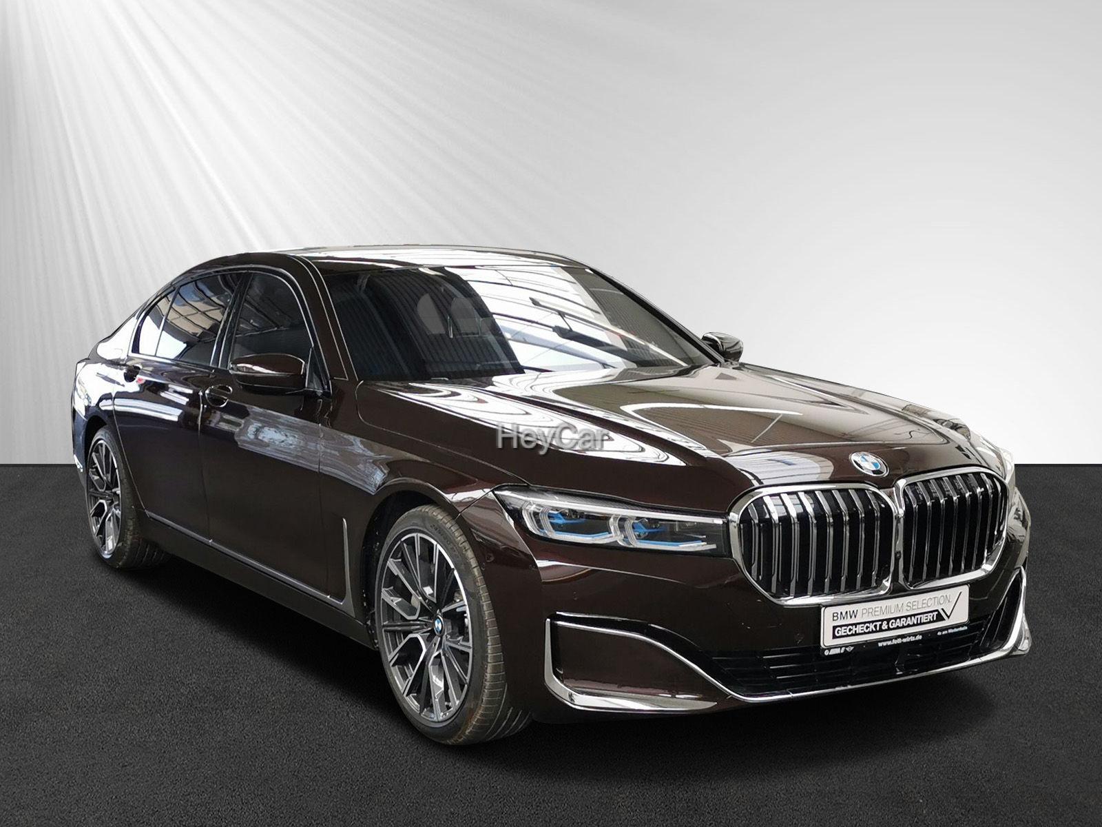 BMW 745Le Laser Pano TV B&W Leas. ab 899,- br.o.Anz., Jahr 2019, Hybrid