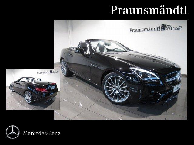 Mercedes-Benz SLC 250 d AMG Nappa/AIRSCARF/DAB/ILS/18LMR/Sound, Jahr 2017, diesel
