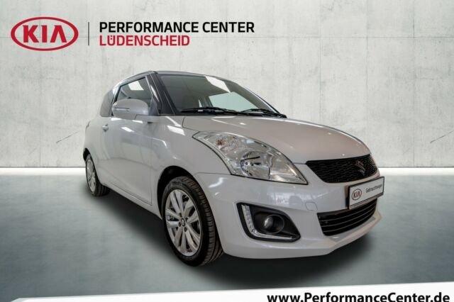 Suzuki Swift 1.2 Comfort Klimaautomatik Sitzheizung, Jahr 2014, Benzin