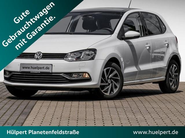 Volkswagen Polo 1.2 Sound DSG NAVI PANO ALU GRA PDC, Jahr 2017, Benzin