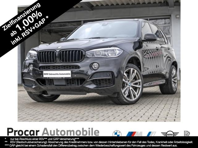 BMW X5 M50d M Sport // DA+ HuD H&K RFK, Jahr 2016, Diesel