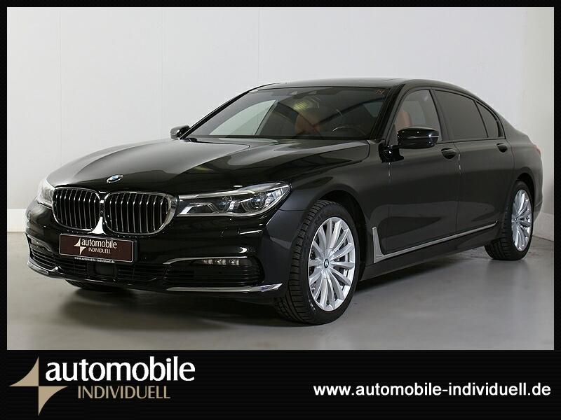 BMW 750Ld xDr NP158419.-Laser Standh3xTV 4xel.Sitze, Jahr 2018, Diesel