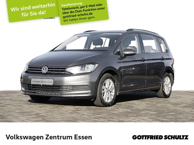 Volkswagen Touran Comfortline 2,0 TDI DSG 7-Sitzer PDC Bluetooth SHZ, Jahr 2019, Diesel