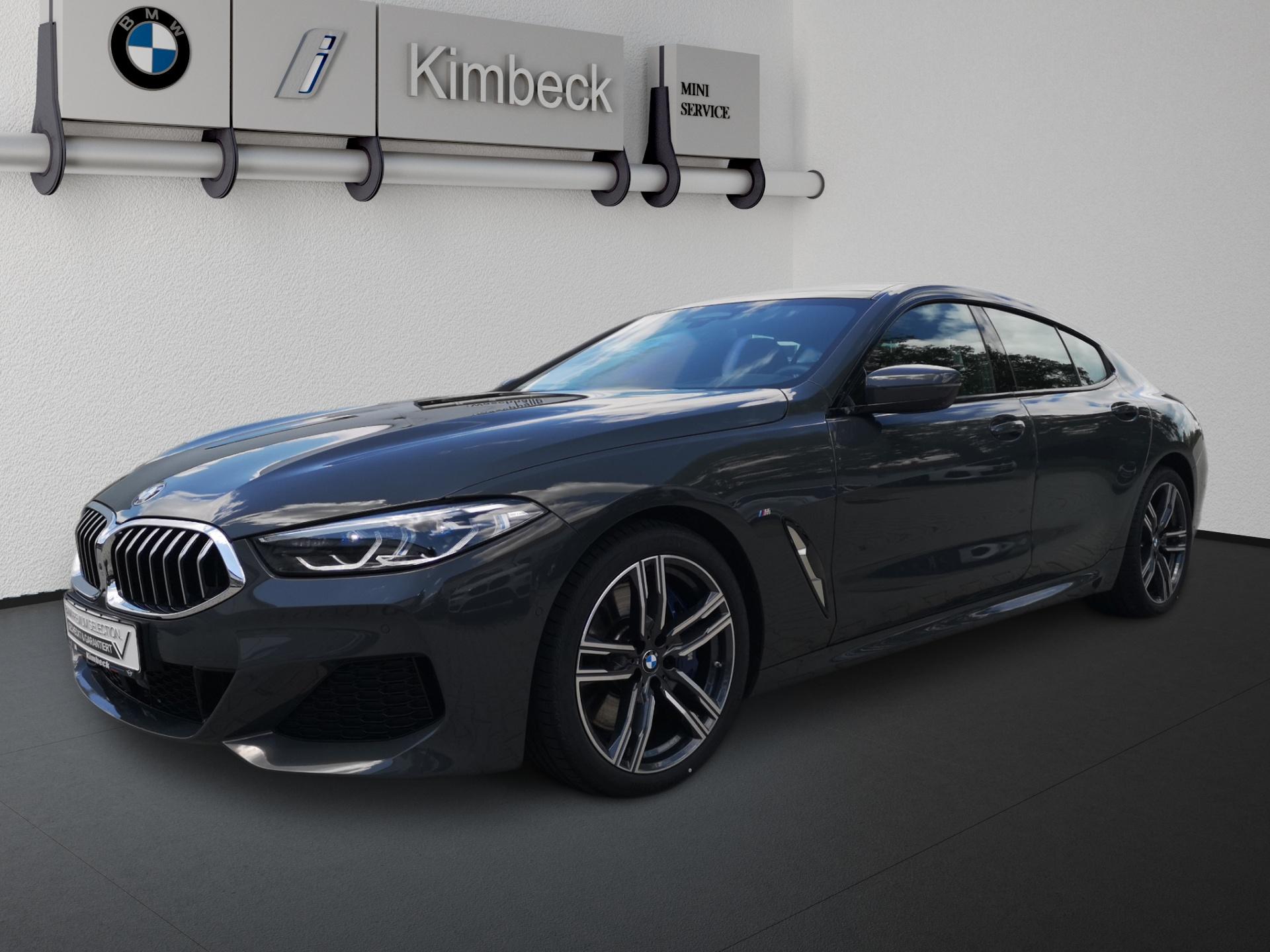 BMW 840i M SPORT ACC Panorama Multifunktionssitze, Jahr 2020, Benzin