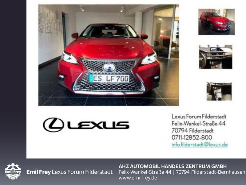Lexus CT 200h Executive Line LED-Pak./Komf.-Plus Pak./, Jahr 2019, Hybrid