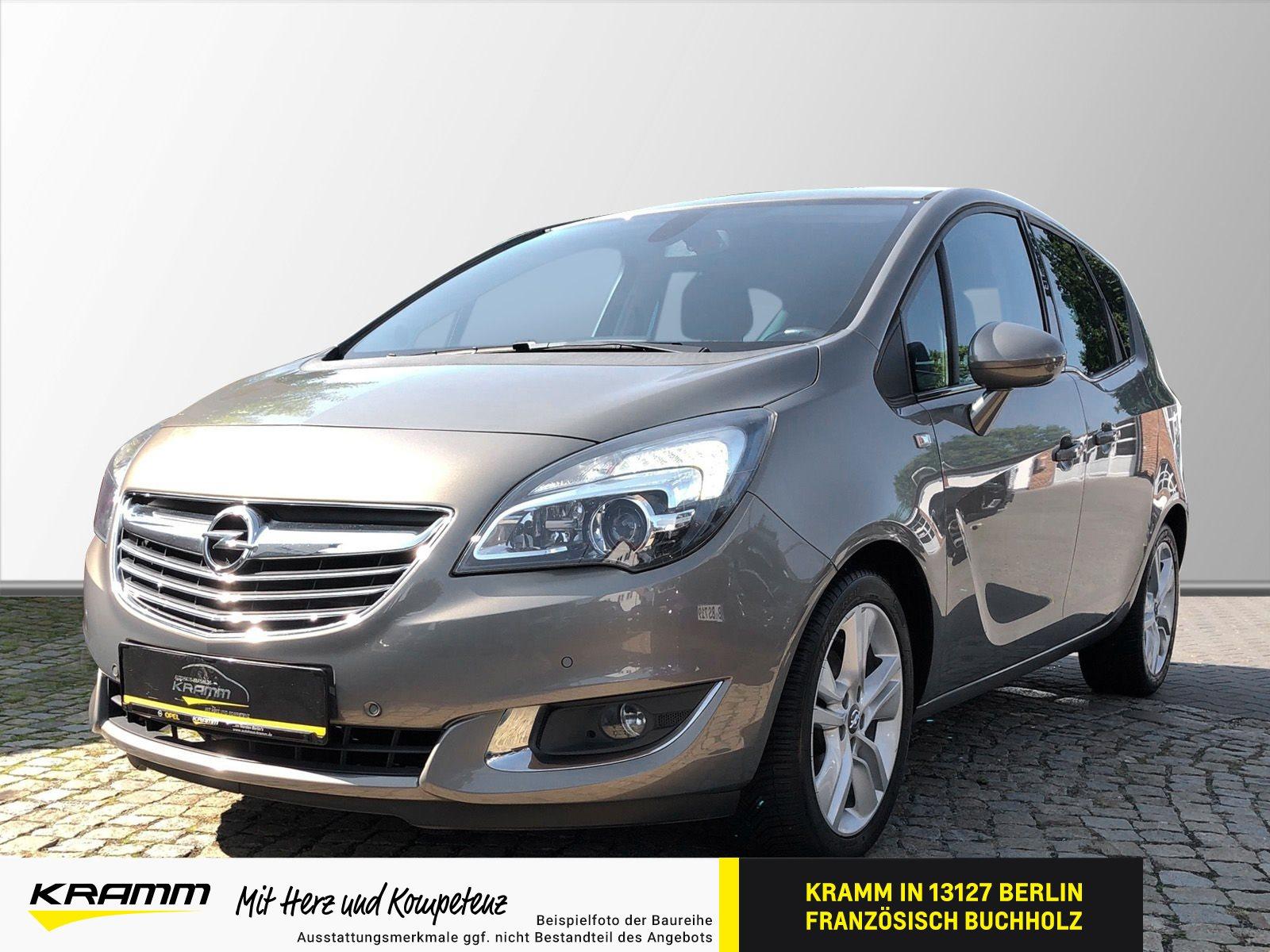 Opel Meriva INNOVATION 1.4, Jahr 2014, Benzin