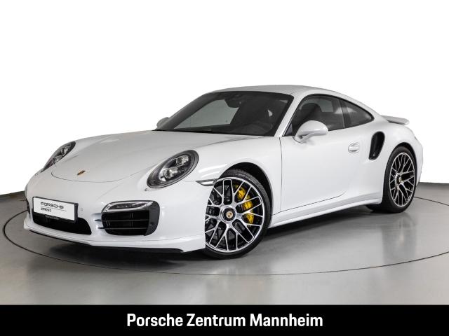 Porsche 911 Turbo S Sportsitz Plus Kamera Tempolimit, Jahr 2014, Benzin