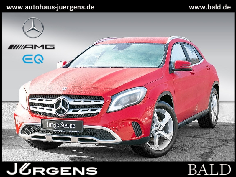 Mercedes-Benz GLA 250 Urban/Navi/LED/360/EASY-P/SHZ/DAB/18', Jahr 2019, Benzin