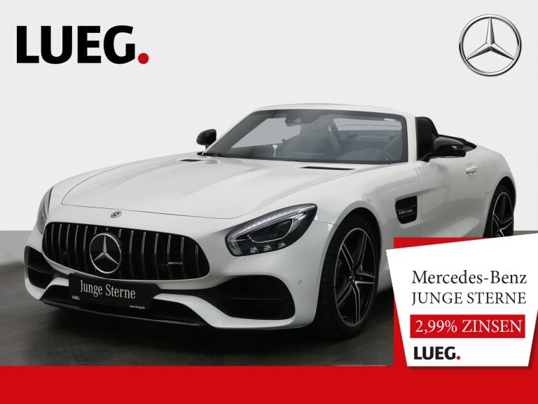 Mercedes-Benz AMG GT Roadster COM+LED-HP+NightP+19/20''+DAB+RF, Jahr 2019, Benzin