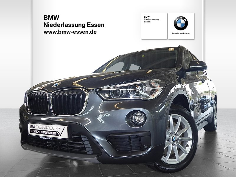 BMW X1 xDrive20i Advantage, Jahr 2017, Benzin