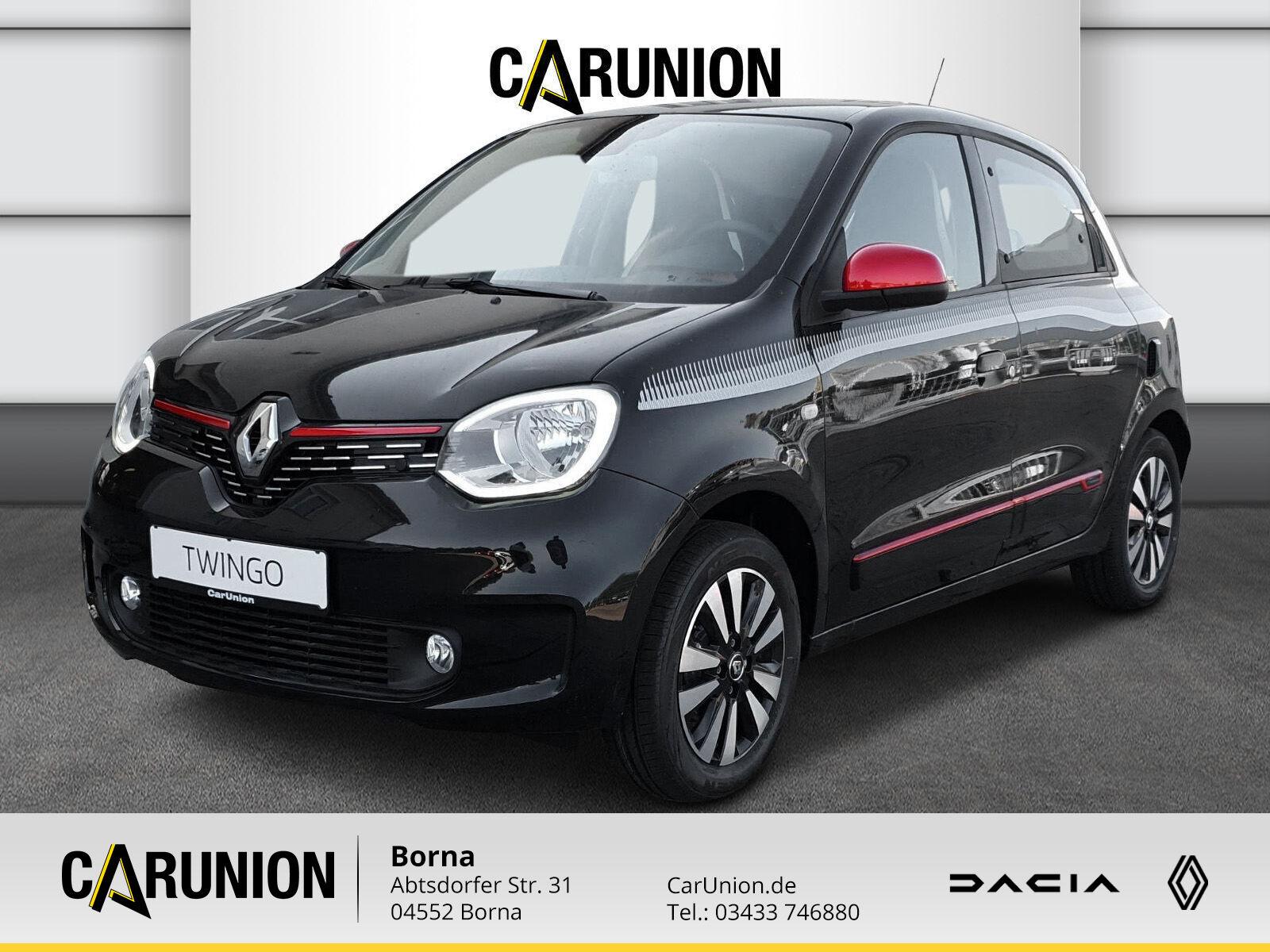 Renault Twingo Intens SCe 65 Start & Stop, Jahr 2021, Benzin