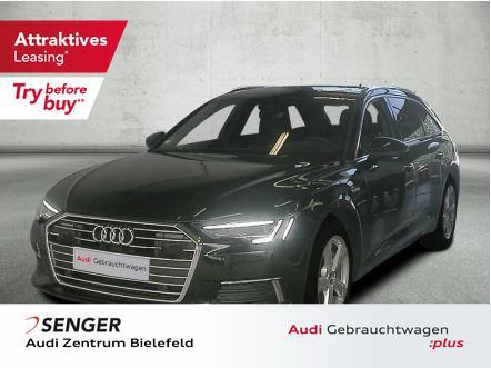 Audi A6 Avant Design 45 TDI AHK Memory Pano Matrix, Jahr 2019, Diesel