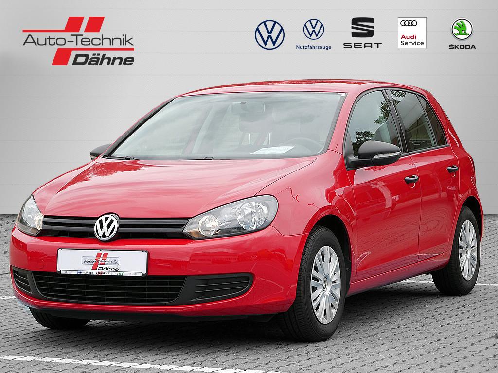 Volkswagen Golf VI 1.6 TDI Trendline, Jahr 2012, Diesel
