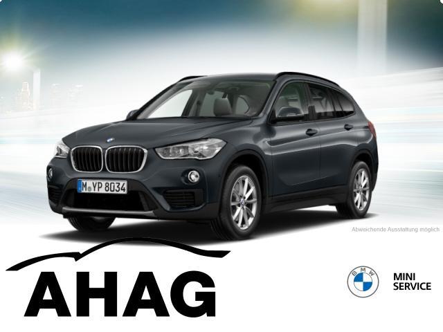 BMW X1 sDrive18i Advantage Klimaaut. Sportsitze PDC, Jahr 2017, Benzin