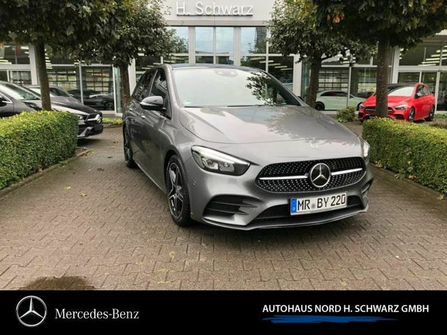 Mercedes-Benz 220 B 4MATIC AMG+Distronic+Pano.-Dach+Night+LED, Jahr 2019, petrol