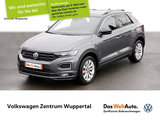 Volkswagen T-Roc 1,5 TSI R-LINE DSG NAVI LED VC KAMERA SHZ PDC, Jahr 2020, Benzin