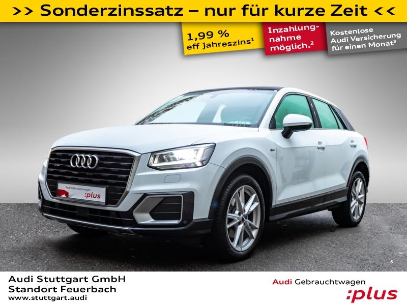 Audi Q2 Sport 1.0 TFSI ultra S line LED Pano PDC Navi, Jahr 2017, Benzin