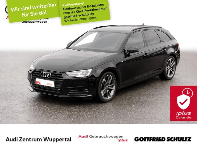 Audi A4 Avant 2.0TFSI 2X S-LINE AHK XEN CONNECT DRIVE S Sport, Jahr 2017, Benzin
