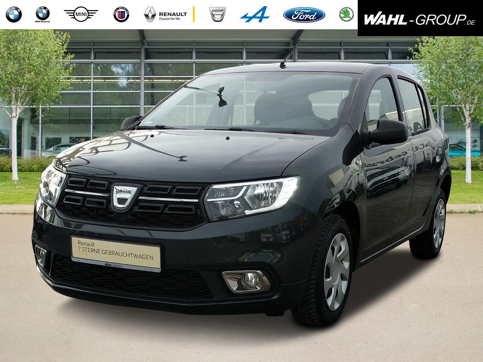 Dacia Sandero Ambiance SCe 75, Jahr 2017, Benzin