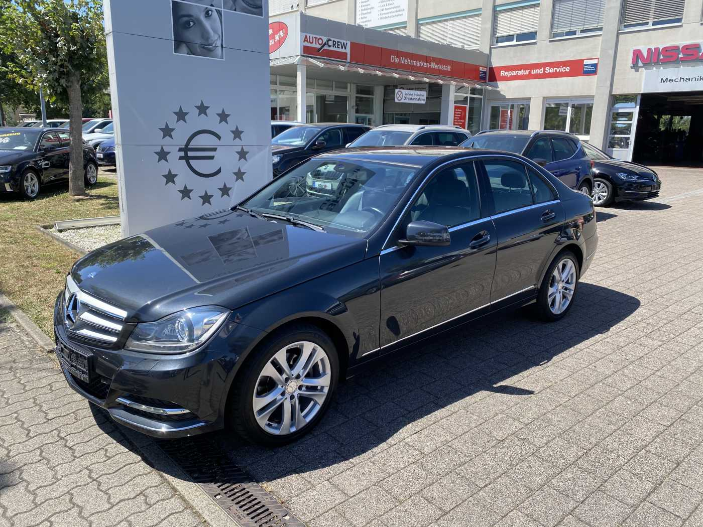 Mercedes-Benz C 220 CDI DPF Avantgarde*Xenon/Comand/PDC/SHZ*, Jahr 2013, Diesel