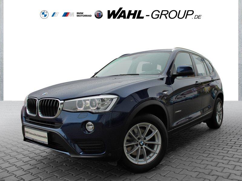BMW X3 xDrive20d EU6 Xenon 1.Hd Sitzheizung 6-Gang, Jahr 2014, Diesel