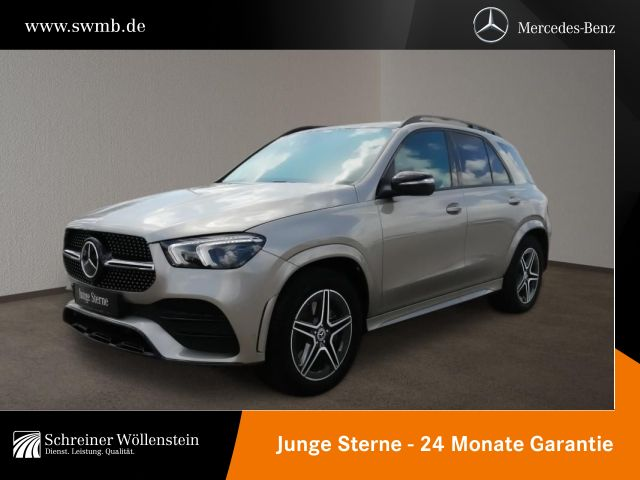 Mercedes-Benz GLE 400 d 4M *AMG*AHK*MBLED*Pano*FAP*Night*PDC*, Jahr 2020, Diesel