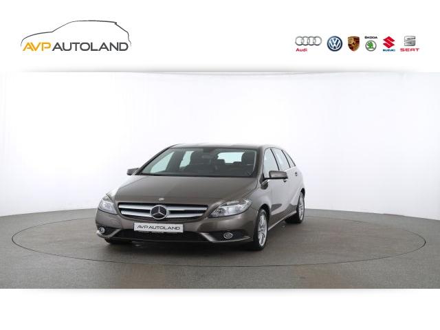 Mercedes-Benz B 180 BlueEfficiency | SPORTPAKET | SITZH. |, Jahr 2013, Benzin