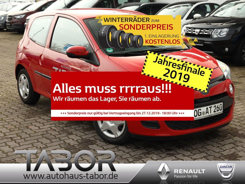 Renault Twingo 1.2 16V 75 LEV Expression Bluetooth Klima, Jahr 2013, petrol
