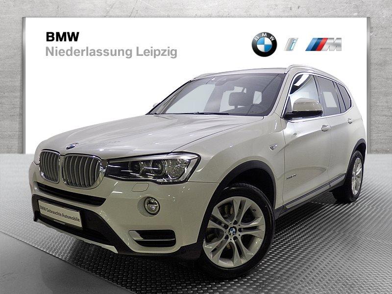 BMW X3 xDrive20d xLine EURO6 Head-Up Var. Lenkung Xenon RTTI, Jahr 2016, Diesel