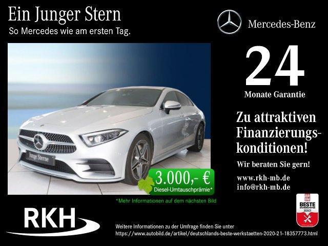 Mercedes-Benz CLS 300 d Coupé AMG Line COMAND/Multibeam/360°, Jahr 2020, Diesel